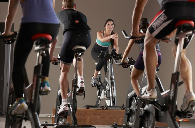 Oasis Gym Grimsby Spin Classes